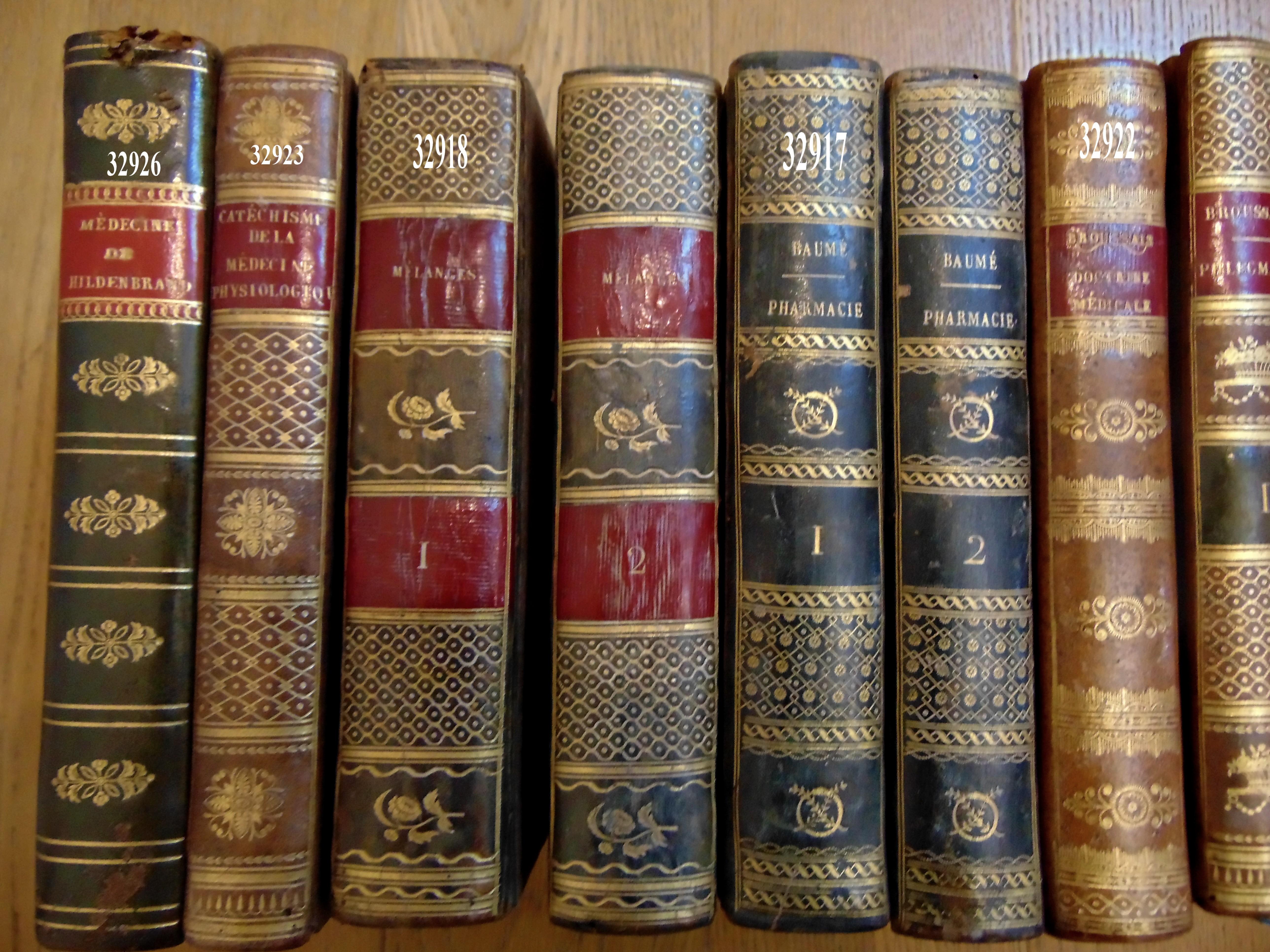 La Bouquinerie Catalogue Livres Anciens 18e Medecine Et